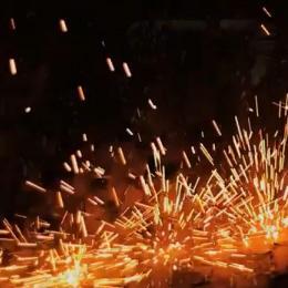 огненное шоу еккатеринбург