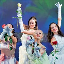 Легенда - шоу балет Екатеринбург