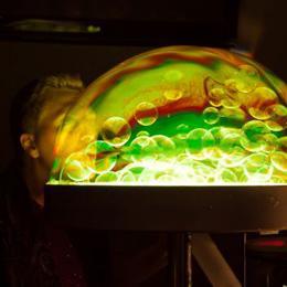 BUBBLEMAN - отличное шоу мыльных пузырей, мыльные пузыри екатеринбург