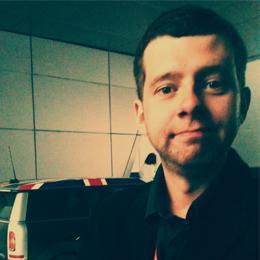 Николай Ротов, ведущий мероприятий